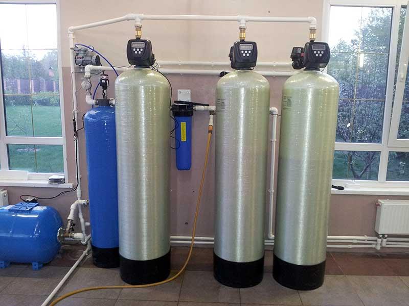 Как провести самому обезжелезивание воды - купить проще?