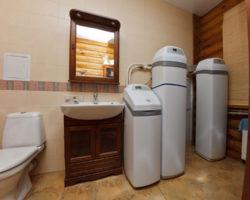 Водоочистка: фильтры для очистки воды