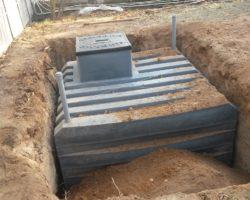 Кессон для погреба