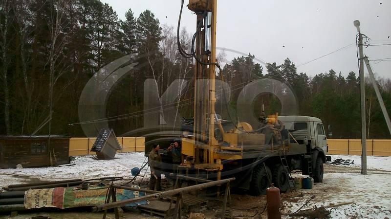 Бурение скважин на воду в городском округе Звездный городок Московской области