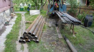 Бурение скважины на воду деревня Баранцево