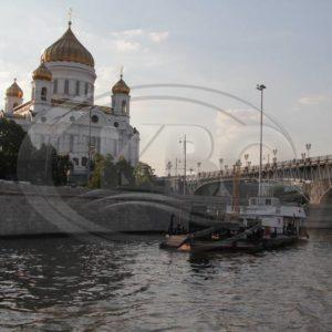 Бурение Москва – река