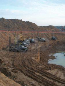 Бурение скважины на воду рабочий посёлок Андреевка