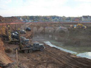 Бурение скважины на воду посёлок Кирпичного Завода