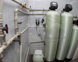 Монтаж котла отопления в частном доме
