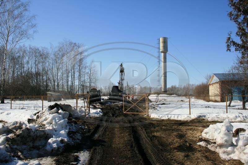 Бурение промышленных скважин