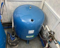 Качество воды из артезианской скважины