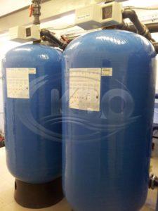 Очистка воды из промышленной скважины