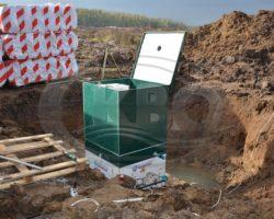 Бурение скважины на воду село Виноградово
