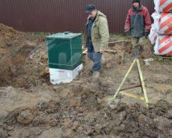 Как сделать канализацию на даче?
